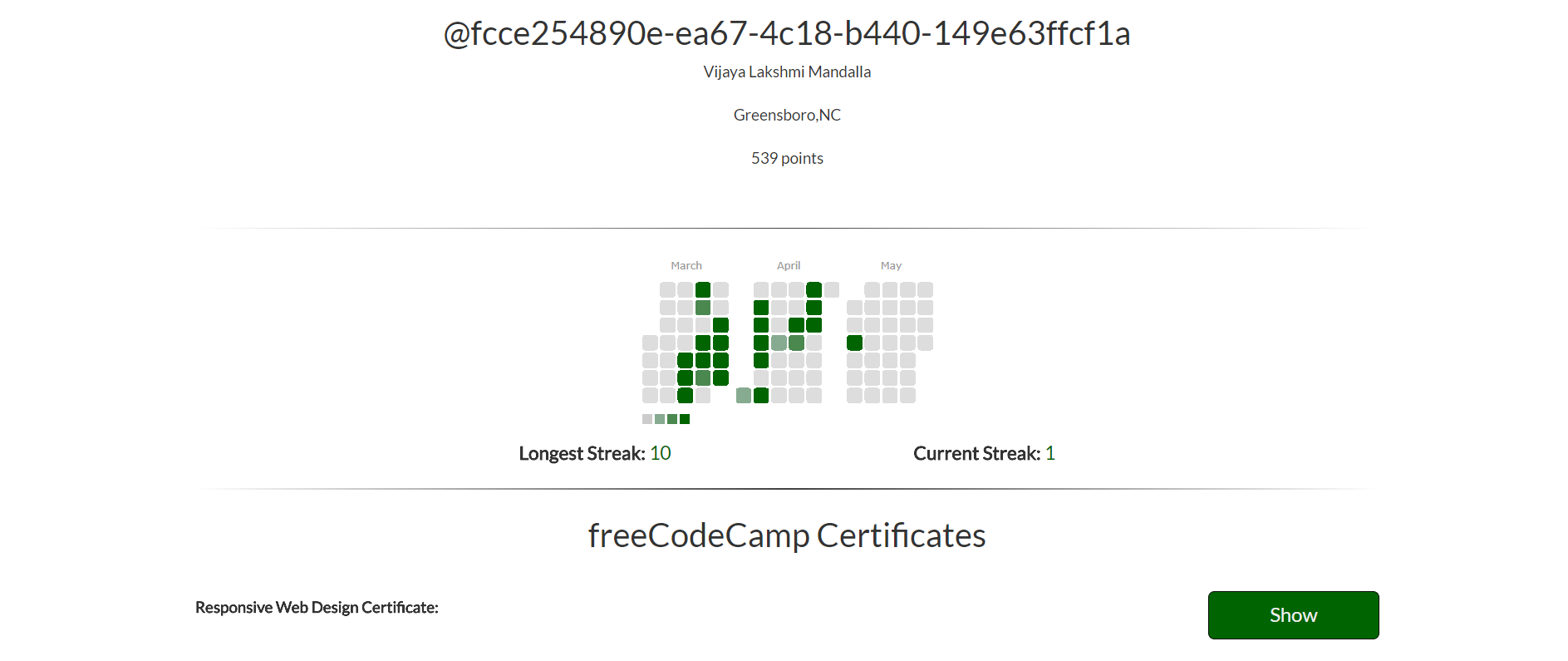 Unable To Open Responsive Web Design Certificate Issue 17112 Freecodecamp Freecodecamp Github