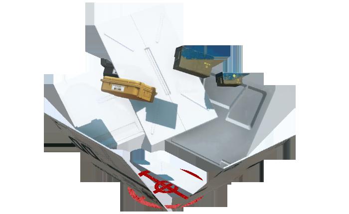 Re‐texturing a Supply Box · chocmake/MGSV-Custom-Texture
