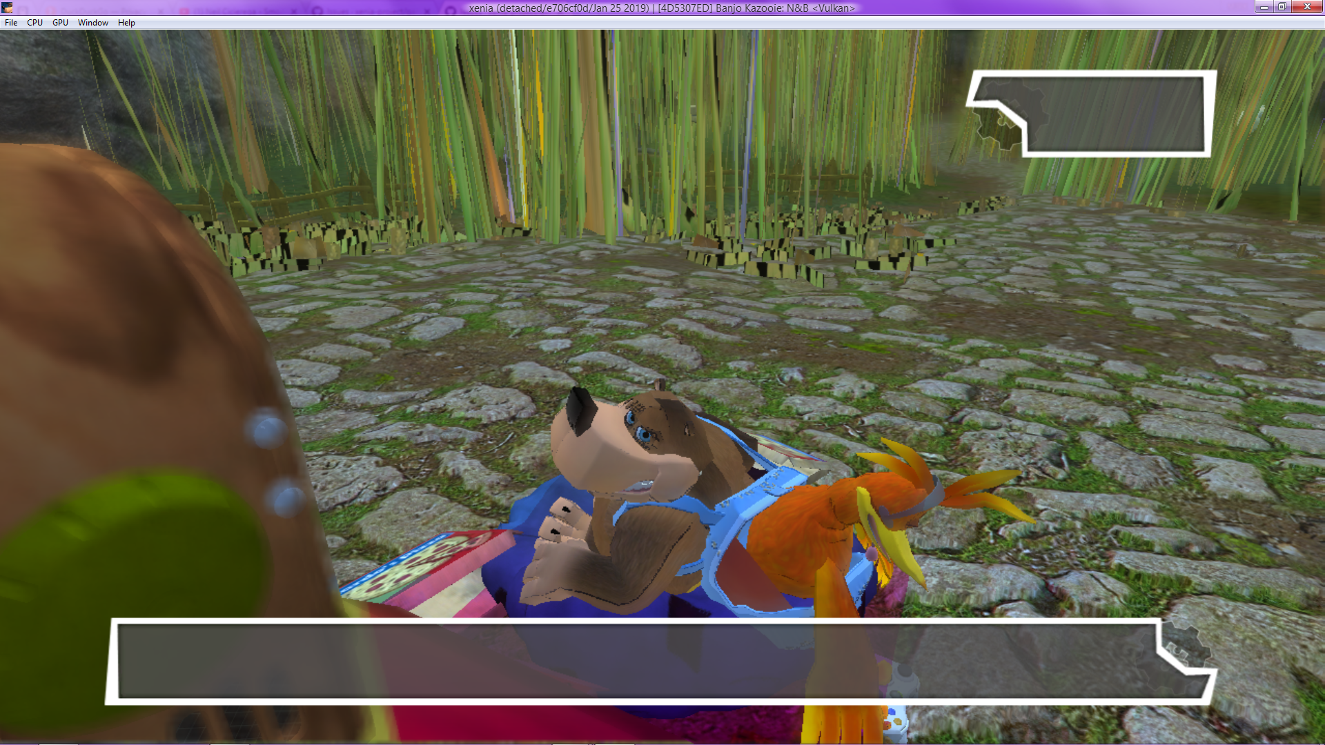 4D5307ED - Banjo Kazooie: Nuts & Bolts · Issue #49 · xenia