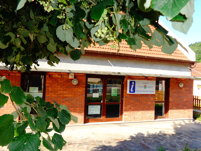 Centru Informare Turistica Carasova