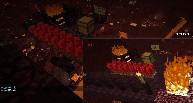World generator generating irregular hell · Issue #487