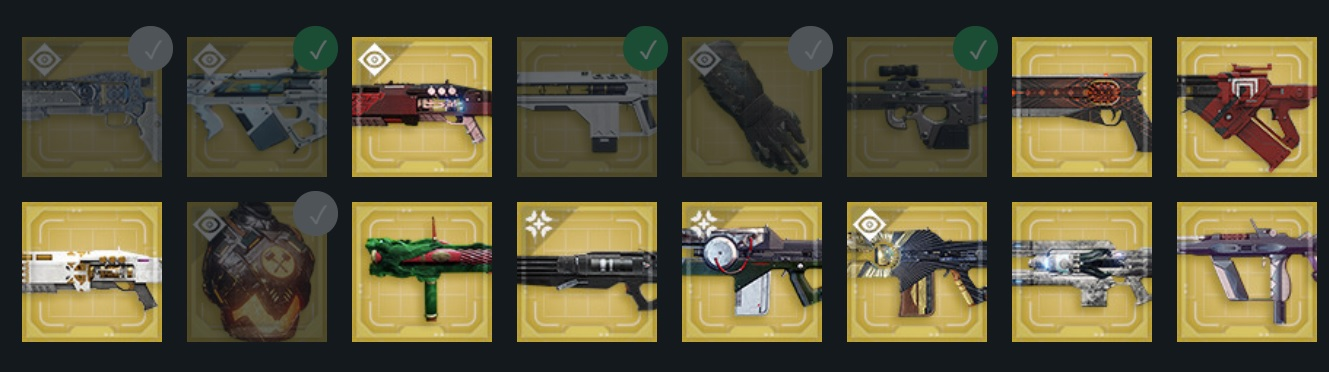 Exotic Ornaments not recording properly in Google Drive