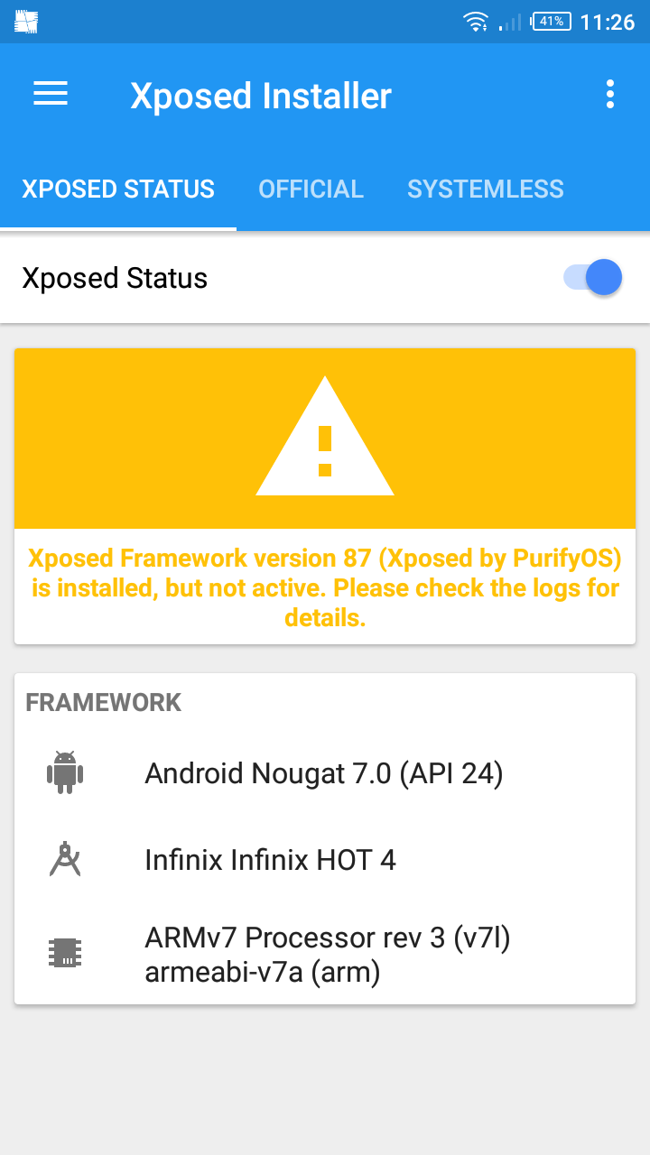 Xposed framework v87 to 89    · Issue #301 · rovo89/Xposed · GitHub