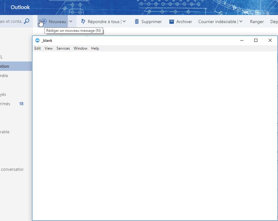 Office 365 Login Screen Blank