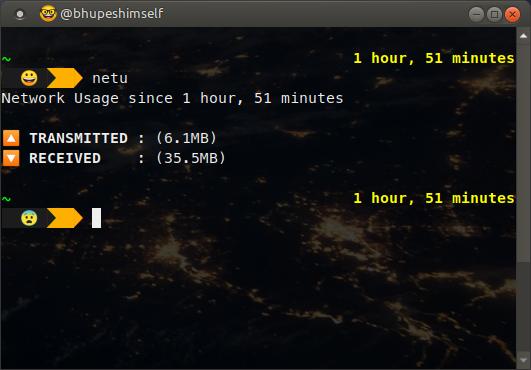 netu-monitor-network-data-usage