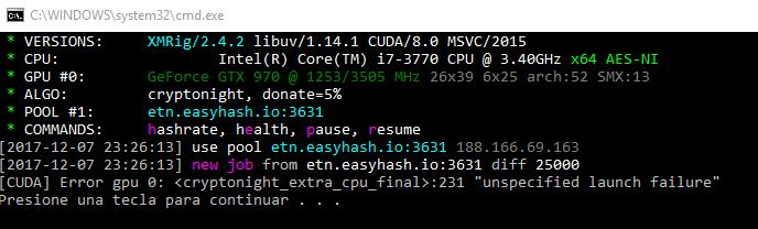 Error gpu 0? · Issue #56 · xmrig/xmrig-nvidia · GitHub