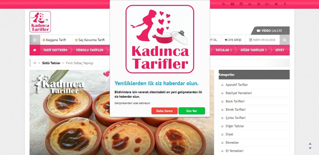 KadincaTarifler.com