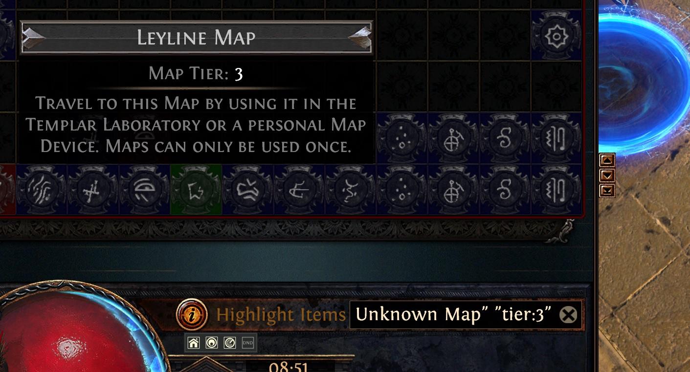 Poe maplive