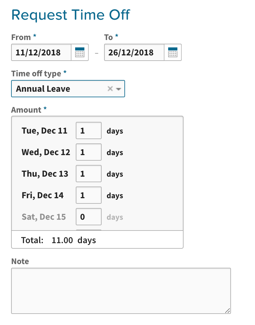 12 0] hr_holidays: leave request form · Issue #29752 · odoo/odoo