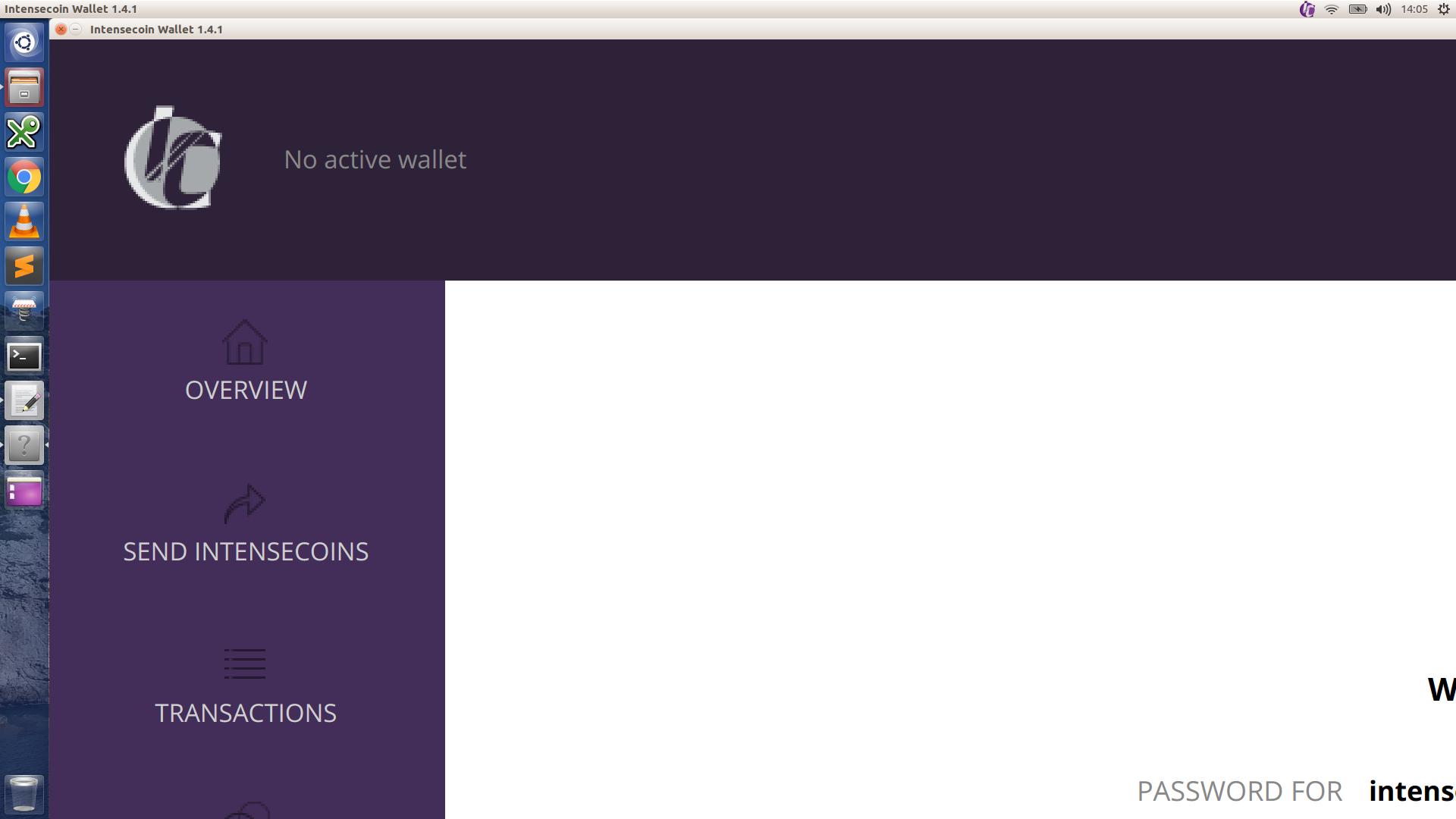 Window way too big and unable to resize (Ubuntu) · Issue #9