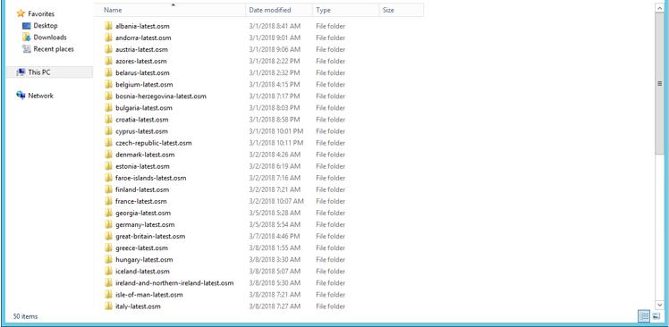 Osm File Loader Performance Issue 181 Esri Arcgis Osm Editor
