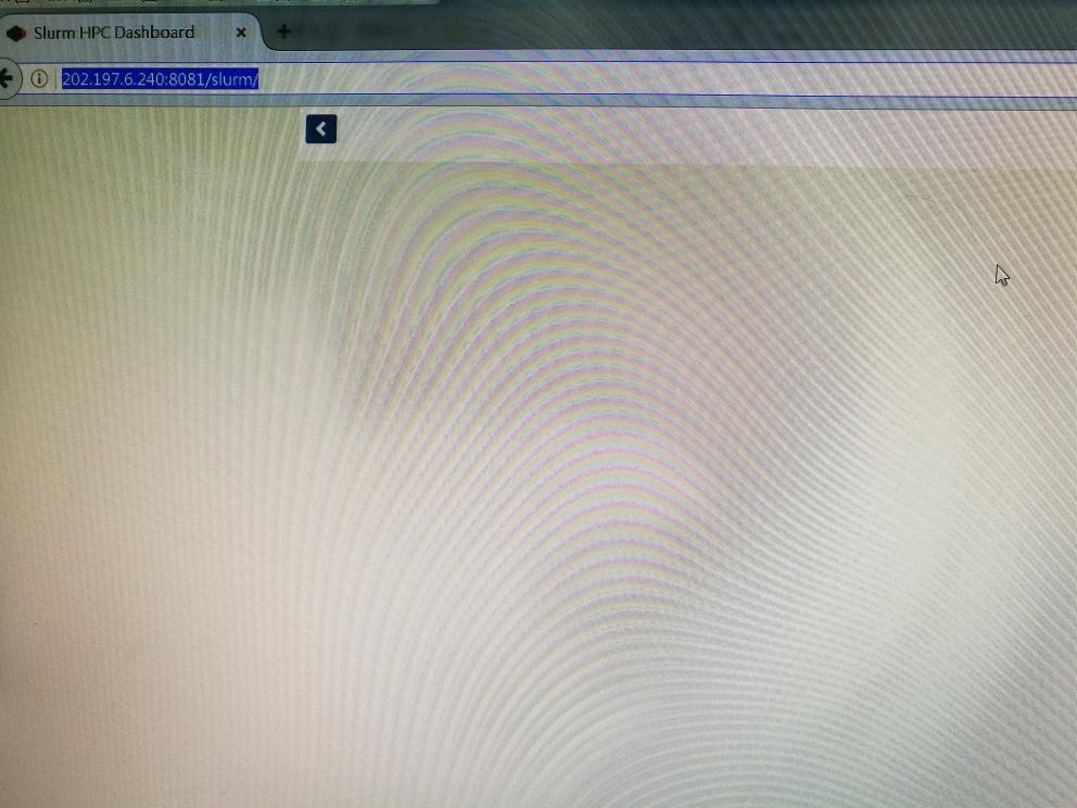 white page · Issue #189 · edf-hpc/slurm-web · GitHub