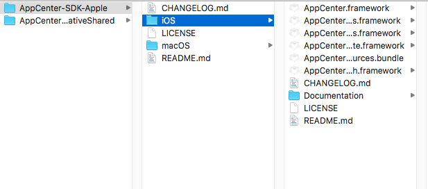 Zip file is missing