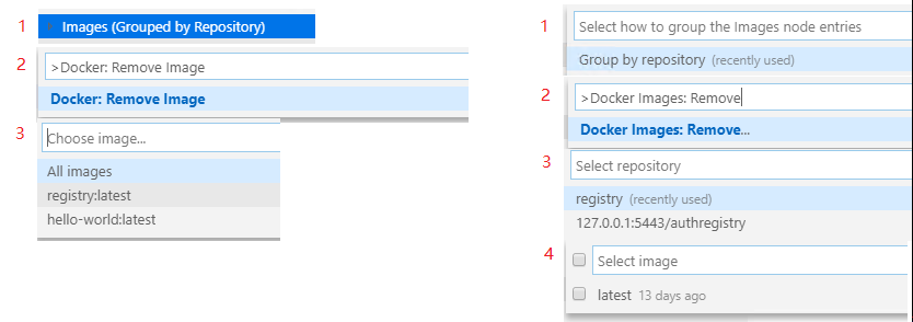 Suggestion Add All Images Option To Delete All Images Issue 979 Microsoft Vscode Docker Github