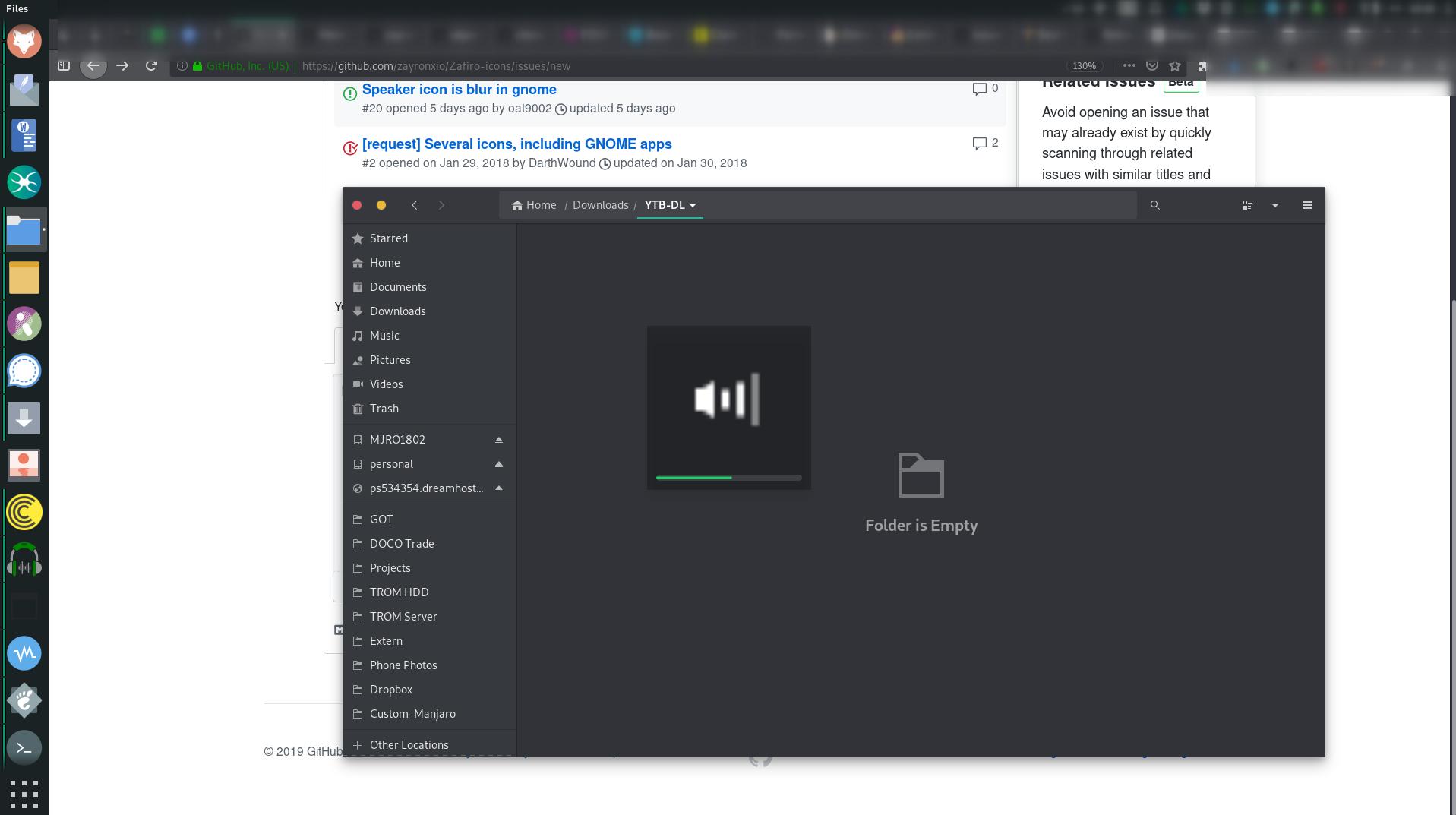 Low quality OSD icons in Gnome · Issue #22 · zayronxio/Zafiro-icons