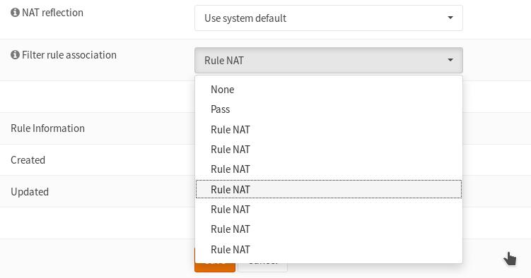 NAT Reflection problem · Issue #2043 · opnsense/core · GitHub