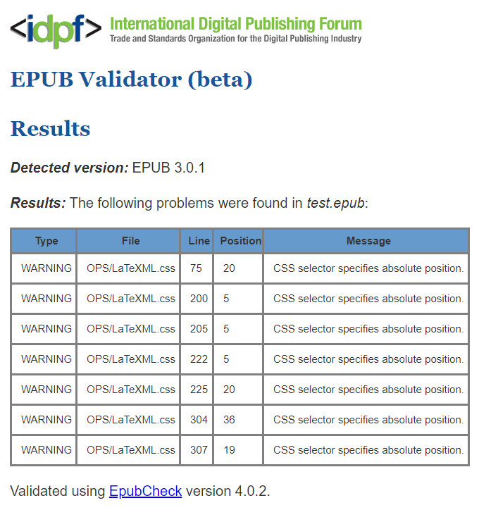 css_epub_validation