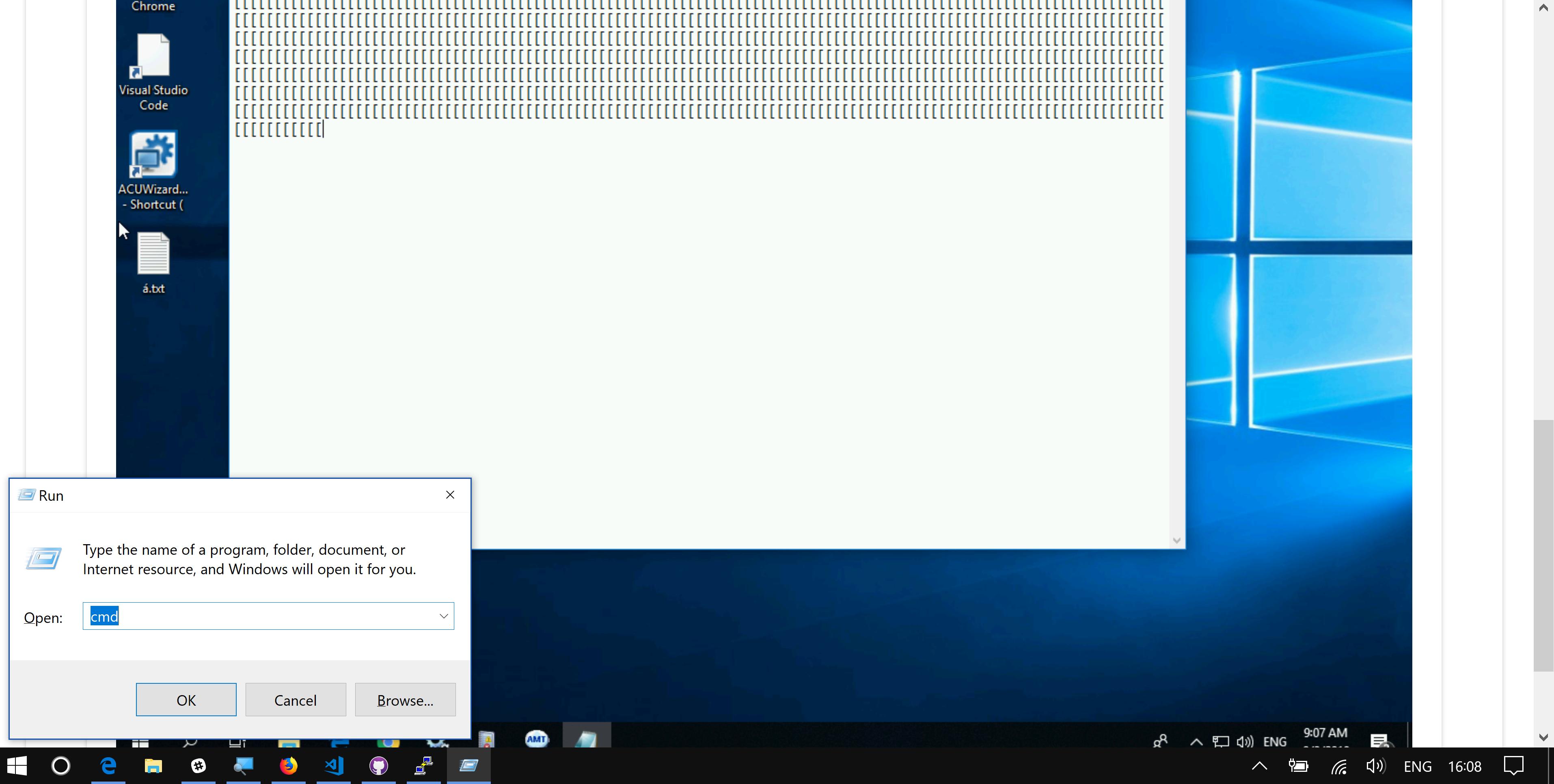 System keys are not working in remote desktop (CIRA-KVM