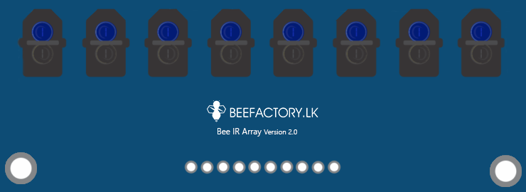 bee array front