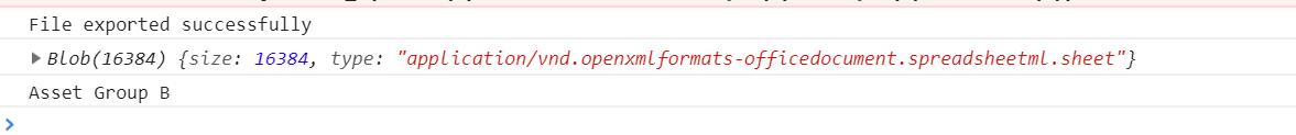 Saving an UTF-8 Excel blob · Issue #275 · eligrey/FileSaver