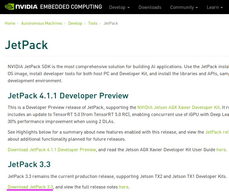 GitHub - developer0hye/TX2-JetPack-Installation-Guide-Kr: 한글로