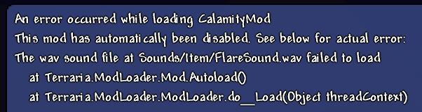 Developers - Calamitymod / -