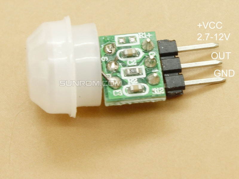 Support for PIR AM312 Sensor · Issue #3029 · arendst/Sonoff