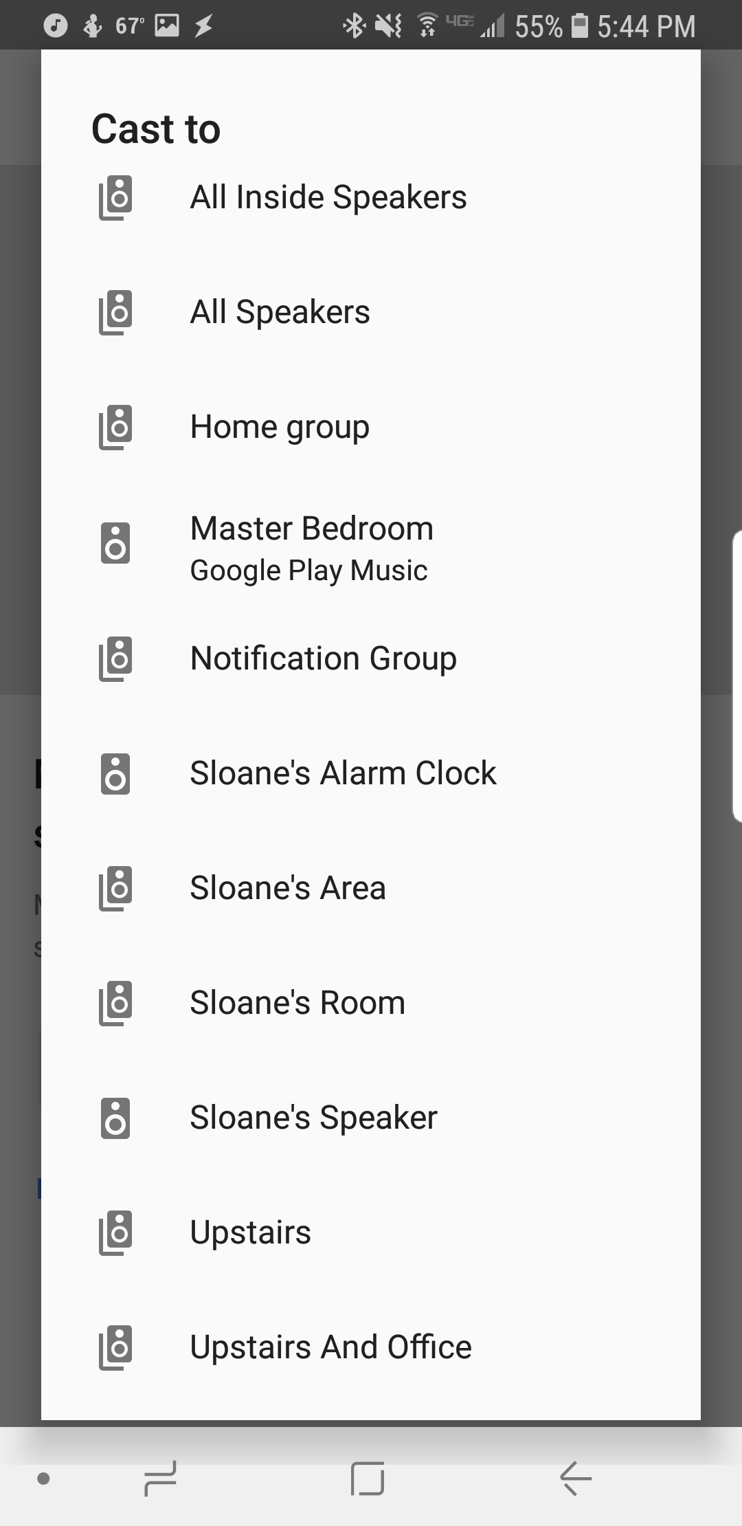 Cast groups unavailable · Issue #13530 · home-assistant/home