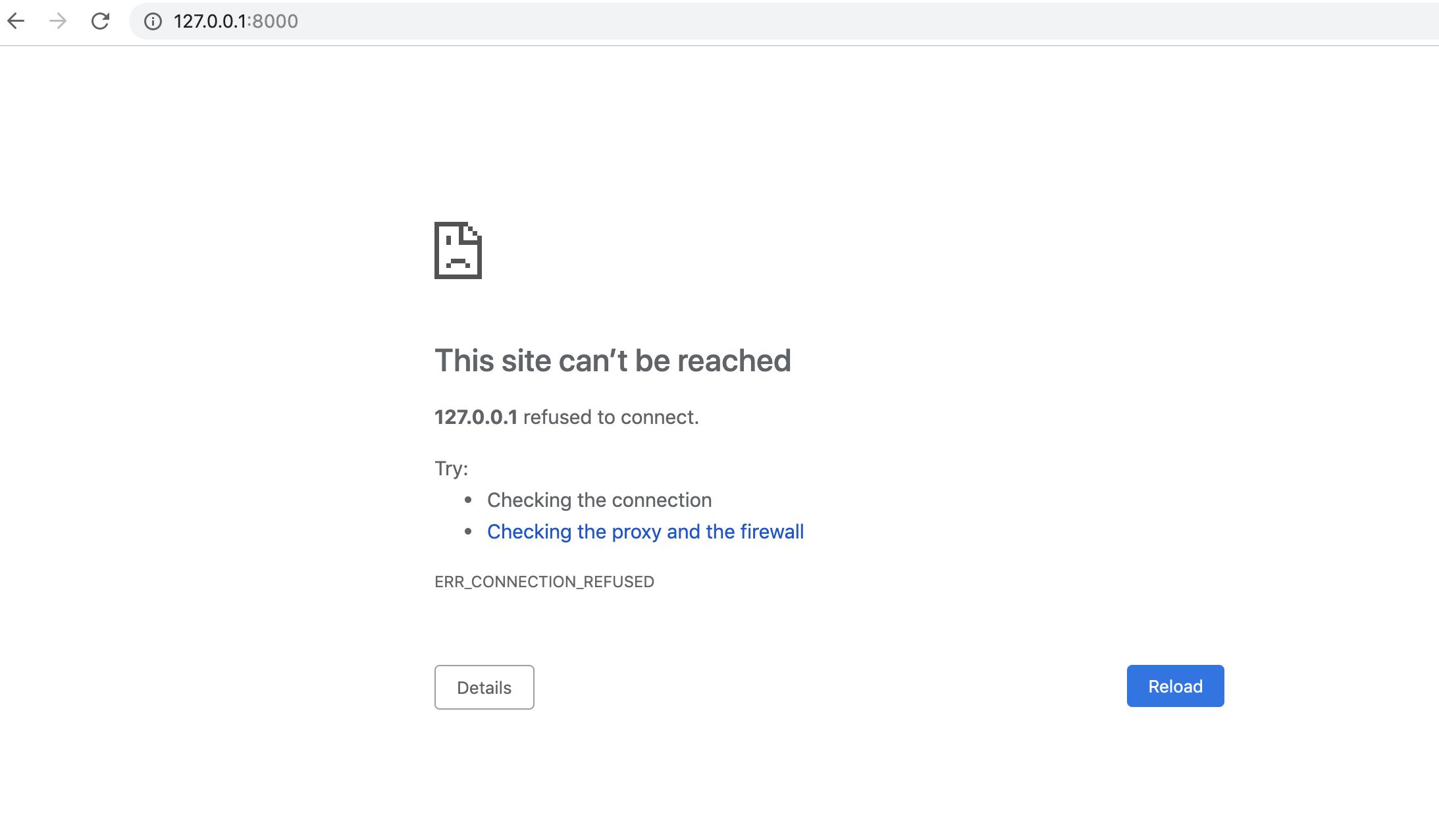 WSGI Module not working · Issue #188 · chakki-works/doccano · GitHub
