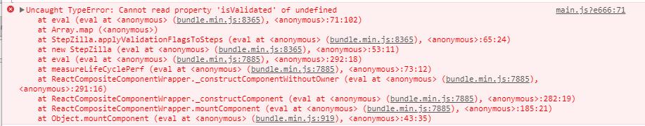 IsValidated not working with redux · Issue #55 · newbreedofgeek