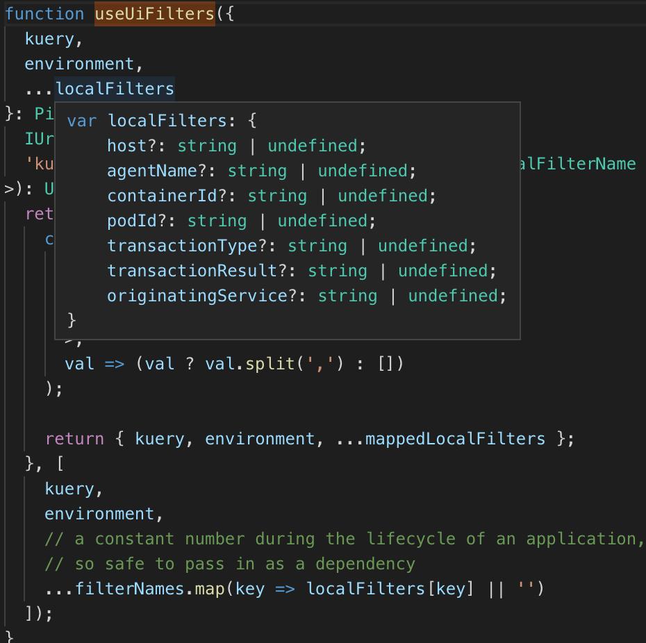 APM] Local UI filters · Issue #41588 · elastic/kibana · GitHub