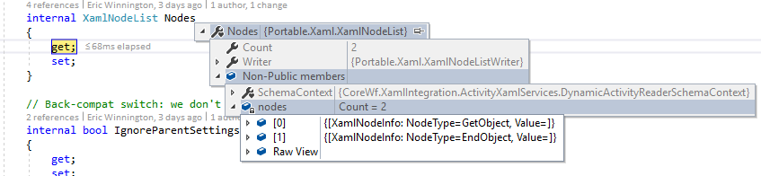 Use Portable Xaml to implement the System Activities