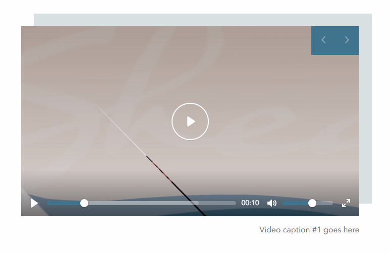 Video player does not initialize on mobile devices · Issue #924