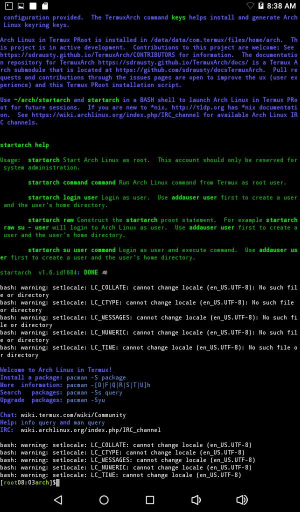 Installation Issue - unbound variable · Issue #117