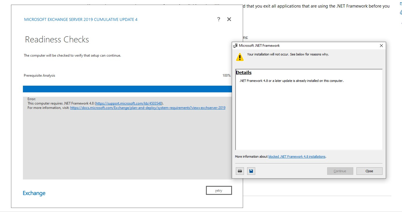 Doesn't recognise .Net 20.20 on Win 20 · Issue 20 · MicrosoftDocs ...