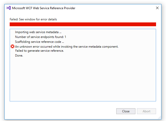 can not consume service netcoreapp2 1 · Issue #3030 · dotnet/wcf