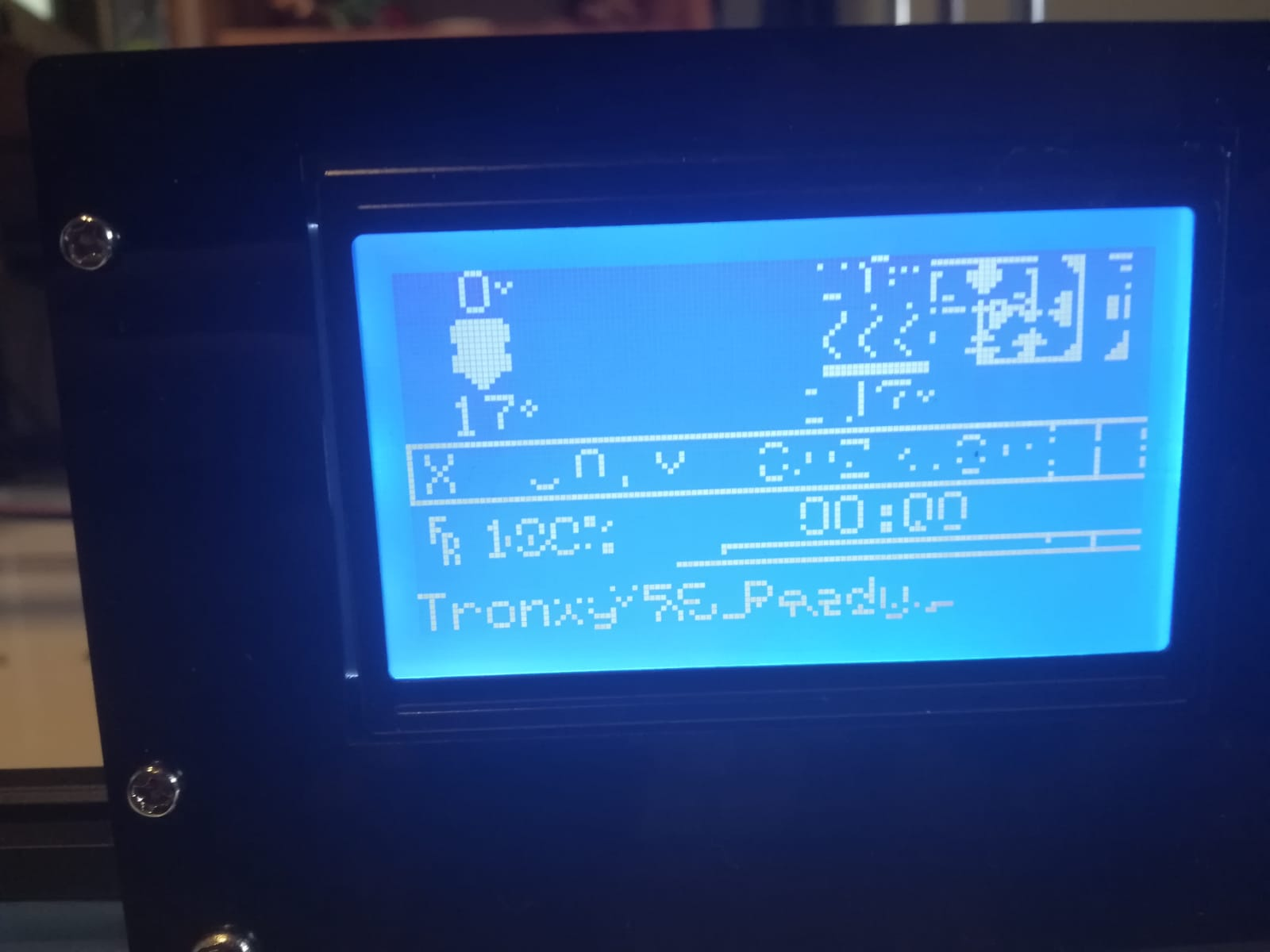 LCD doesn't work perfectly · Issue #14016 · MarlinFirmware