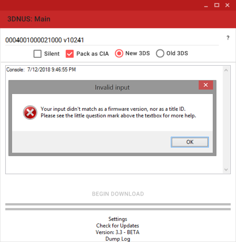 Can't download the New 3DS firmware package · Issue #21