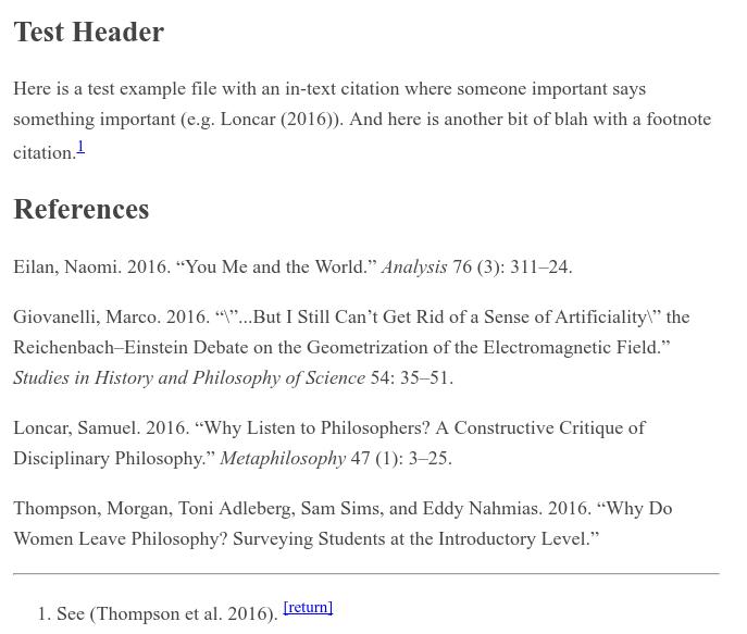 Citations With Pandoc Pandoc Citeproc Issue 175