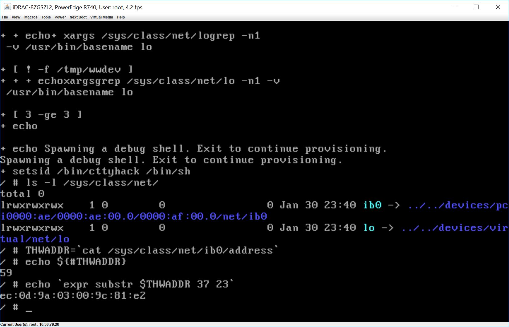 Infiniband boot problem · Issue #100 · warewulf/warewulf3