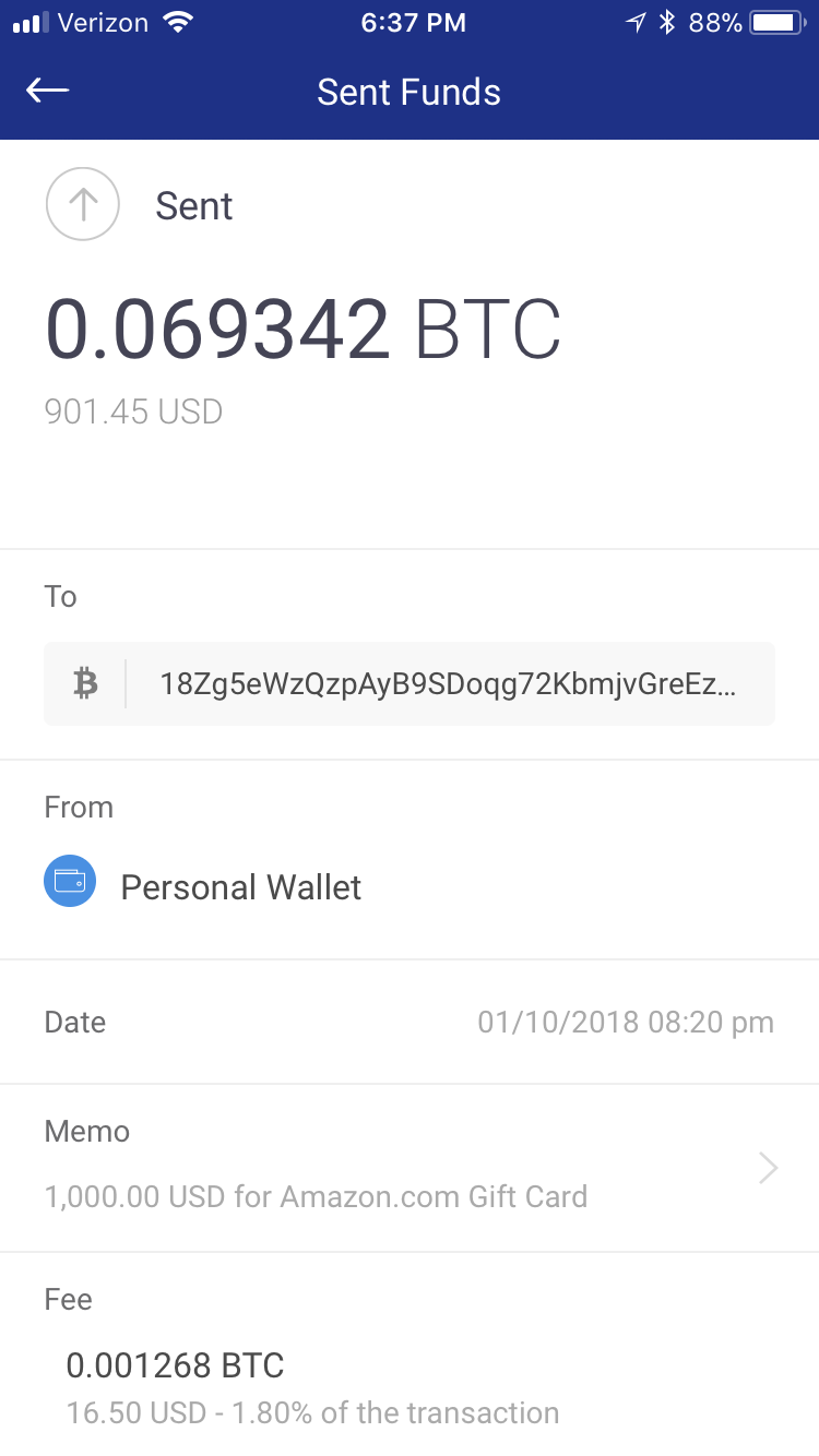 Promo Code For Bitpay Card