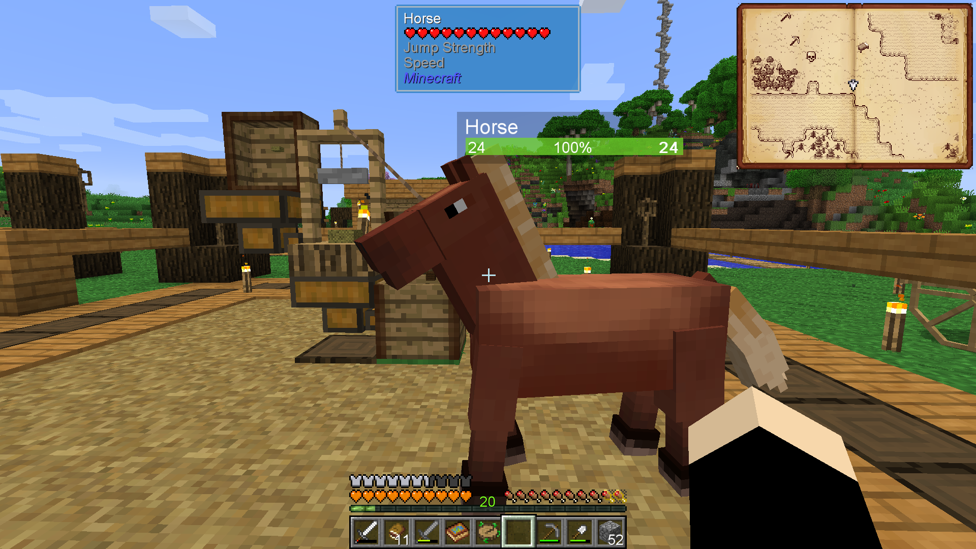 Horse Status Not Appearing In Waila Issue 2320 Darkpacks Sevtech Ages Github