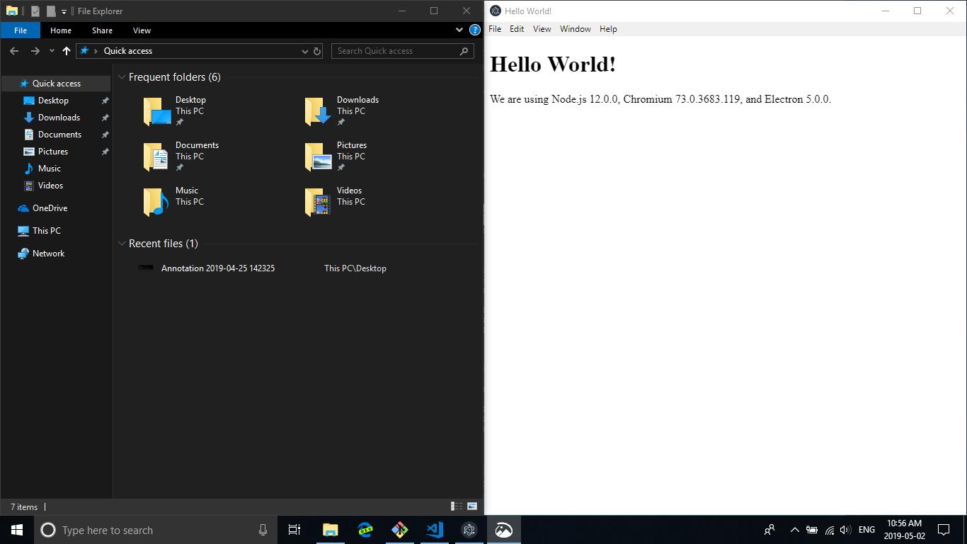 Windows chrome and context menu should be aware of dark mode