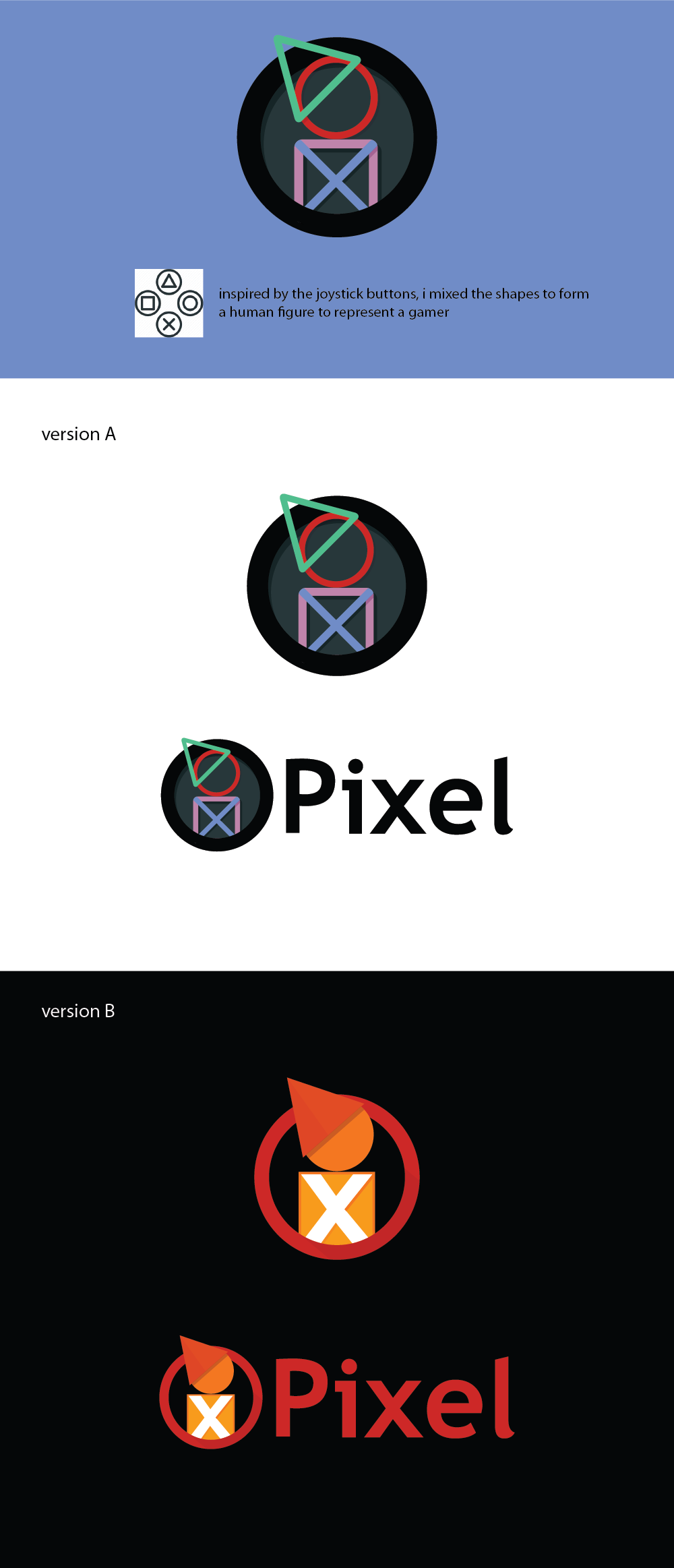 Logo design proposal · Issue #166 · faiface/pixel · GitHub
