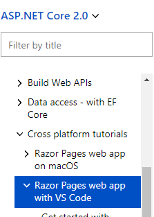 Why choose MVC tutorials over Razor Pages · Issue #6146 · aspnet