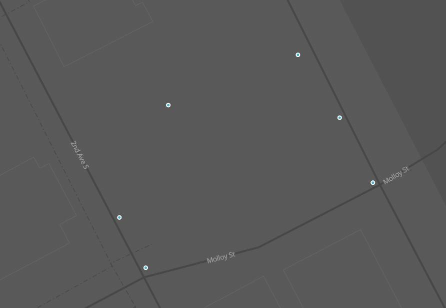 Custom Vector Tile Layer w/ Prefab modifier positioning