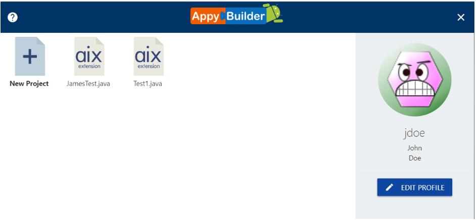 AppyBuilder Code Editor | Hossein Amerkashi's Blog