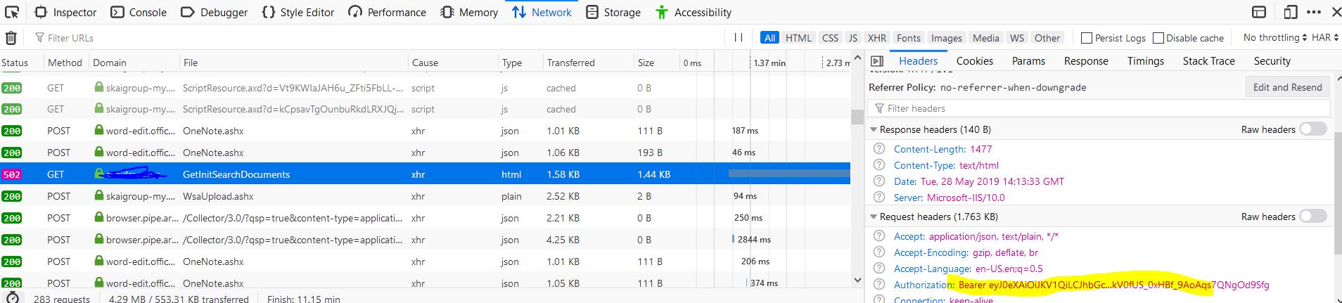 GIT PULL ERROR RPC FAILED RESULT=22 HTTP CODE = 502 - ONAP
