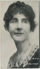 Flora Finch, silent film actress