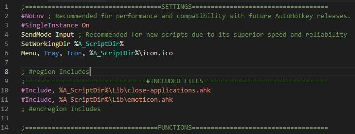 Feature Request: AutoHotkey · Issue #1 · maptz/maptz vscode